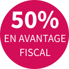 50 réduction fiscale calvados