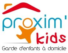 logo proxim kids service enfance calvados