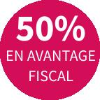 50 réduction fiscale calvados