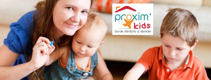 ouverture service garde enfants bébé proxim kids calvados